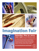 Imagination Fair poster